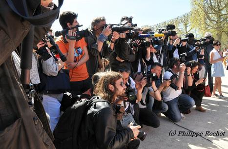 Philippe Rochot veuten finir avec le «tous photographes, tous journalistes» | Les médias face à leur destin | Scoop.it