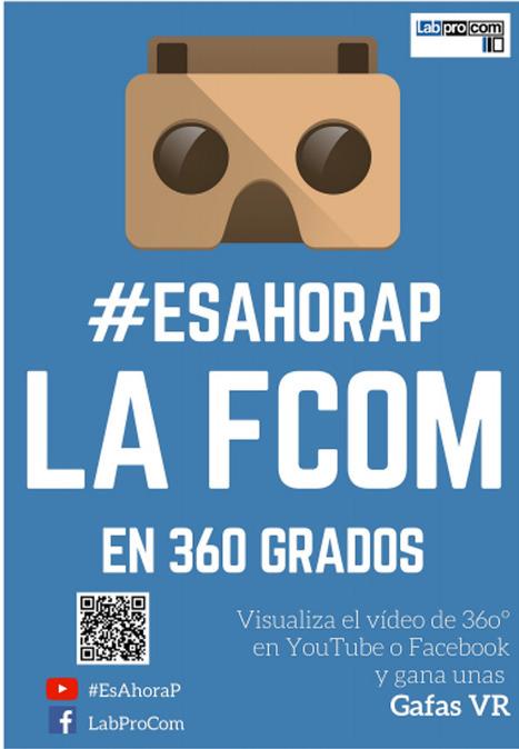 La realidad virtual aplicada al periodismo de marca /Benítez Gutiérrez, Andrea | Comunicación en la era digital | Scoop.it