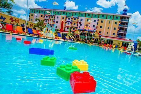 l'hôtel Lego en Floride   Hébergements touristiques, design et innovation   Scoop.it