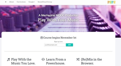 Playing with Your Music.... | Education | Scoop.it
