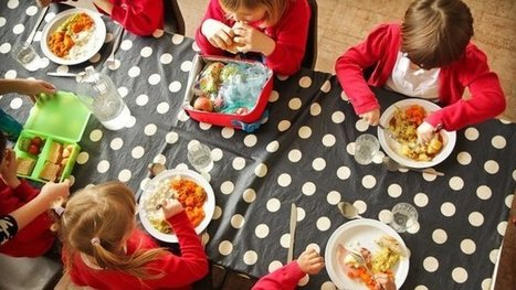 Half of children 'not eating fruit and vegetables daily' | AQAGeog1 Health Issues | Scoop.it