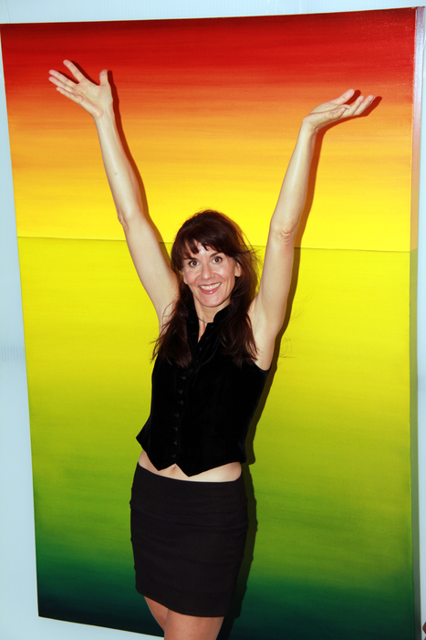 'Flow' Experiences: The Secret To Ultimate Happiness? | Creativity & Flow - How to GET INTO FLOW for Peak Performance, Healing & Ultimate Happiness & Life Satisfaction -- by Leanne Venier, Artist, Engineer & Science of Color & Light Therapy Expert | Scoop.it