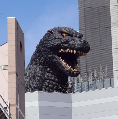 Tokyo Hotel Hopes to Attract Business with Godzilla-Themed Rooms | Strange days indeed... | Scoop.it