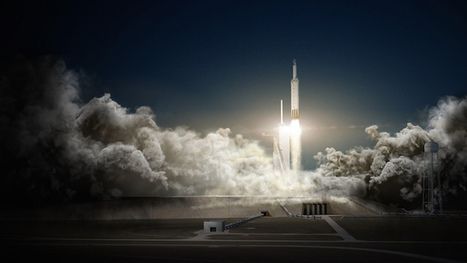 NASA to have limited role in SpaceX's planned Mars campaign | Spaceflight Now | The NewSpace Daily | Scoop.it