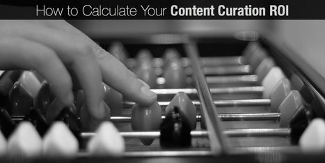 How to Calculate Your Content Curation ROI | Google Plus and Social SEO | Scoop.it