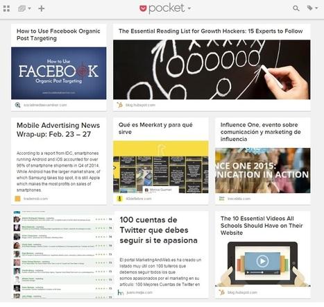 10 herramientas de Content Curation que debes conocer   Edumorfosis.it   Scoop.it