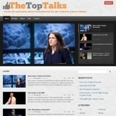 The Top Talks   The top 10% most popular videos from the best interview, talk, conference, & lecture websites.   Interesting Sites   Scoop.it