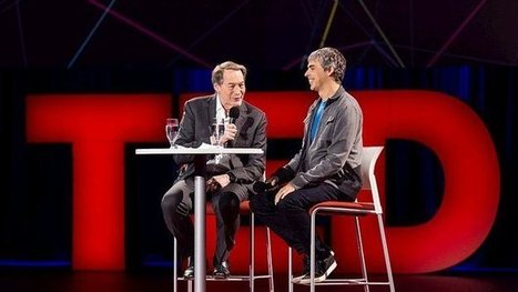 Larry Page on Google's smart future | BUSS4 - Managing Change | Scoop.it