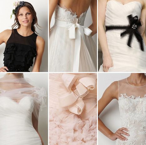 OH, HELLO PRETTIEST DRESSES IN THE WORLD... it's so nice to meet you! | The wedding & bmaid dresses I'm crushing on, HARD-STYLE. + Bam makes friends, OBVS. | sweet heart | Scoop.it