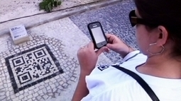 Calçada portuguesa do Rio entra na era digital   New Media, Culture and Creativity   Scoop.it