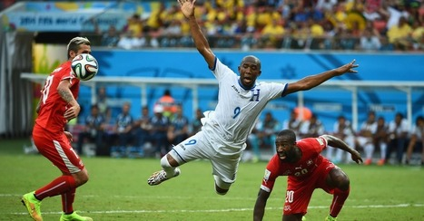 World Cup Day 14: Diving and Writhing   World Cup Video News   Scoop.it