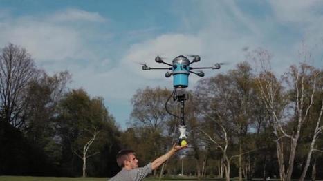 Le Mine Kafon Drone pourra-t-il déminer le monde en 10 ans ? | Libertés Numériques | Scoop.it