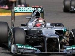 Schumacher close to F1 kilometres record   F 1   Scoop.it