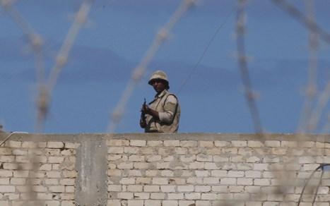 Deux extrémistes tués et vingt autres arrêtés au cours d'une opération de lutte contre le terrorisme dans le Nord Sinaï. | Égypt-actus | Scoop.it