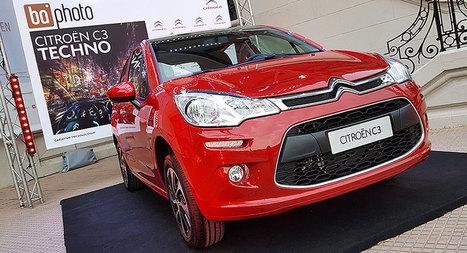 Lanzamiento, Nuevo Citroen C3 TECHNO | El diario del mercado automotor argentino | Scoop.it