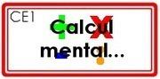 M - Calcul mental | Classe de CE1 | Scoop.it
