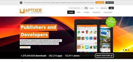 McDoglaz Note: The Ultimate Guide to Aptoide - 99.9% Complete Review of Aptoide MarketPlace | Education | Scoop.it