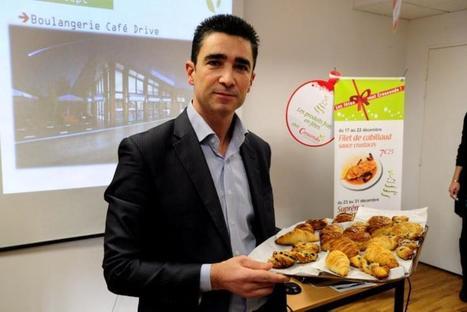 Crescendo lance le concept «boulangerie café drive»   Commerçant & Tech   Scoop.it