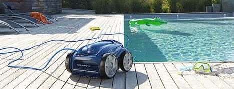Robot de piscine pour nettoyage automatique - Piscine du Nord   Equipements et accessoires piscine   Scoop.it