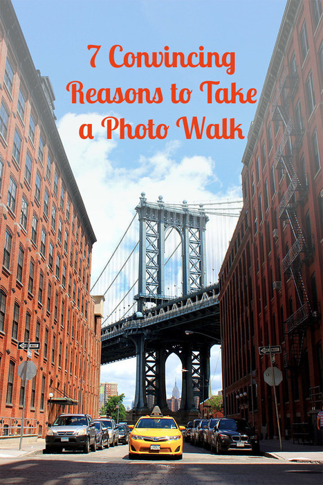 7 Convincing Reasons to Take a Photo Walk - PhotographyPla.net | Photography | Scoop.it