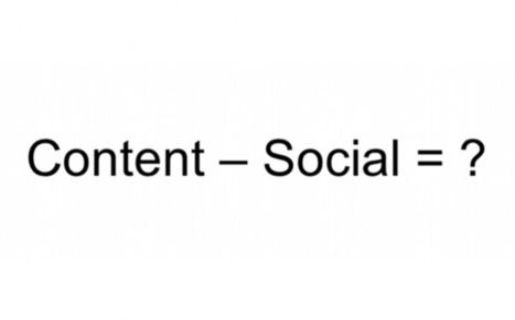 Can Content Strategy Exist Without Social? | blur Media | The Twinkie Awards | Scoop.it