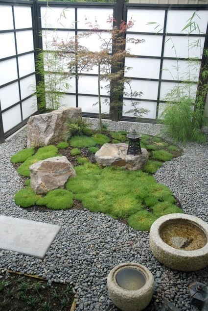 How to Design a Traditional Japanese Theme Garden - The Lovely Plants | Japanese Gardens | Scoop.it