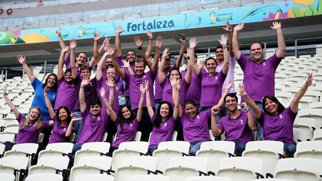 2014 FIFA World Cup Host City Tour in Fortaleza | Uruguay in world cup | Scoop.it