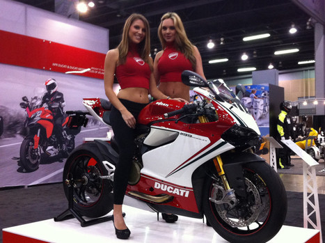 ducati north america at the atlanta international motorcycle show | Ductalk Ducati News | Scoop.it