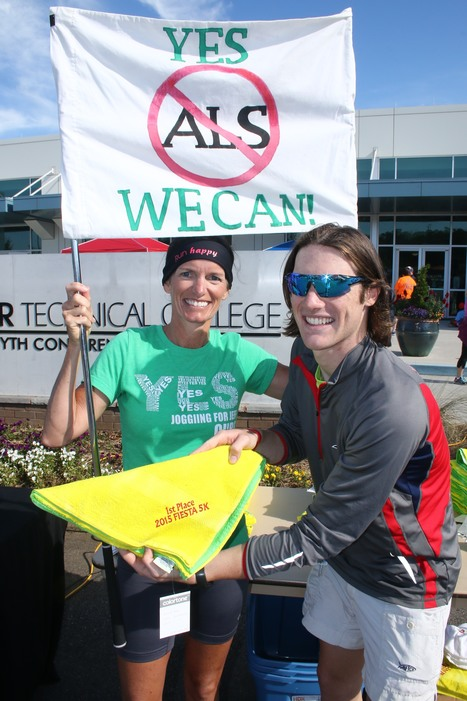 NORTH GEORGIA RUNNERS HIT THE STREET FOR EMORY ALS CENTER | ALS Awareness | Scoop.it