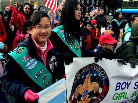 The Girl Scouts Are Going To Help Solve The Women-In-Tech Problem | As Women Lead | Scoop.it