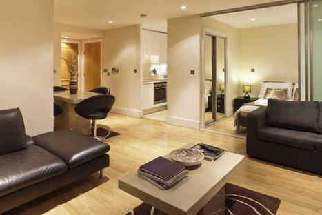 Attractive and Modern Flat With Balcony Overlooking River Thames and Westminster, London Serviced Apartments - RatedApartments | Serviced Apartments in London | Scoop.it