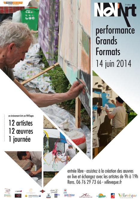 Grands Formats - 14 juin 2014 - Villevêque | Villevêque, l'art de vivre au naturel | Scoop.it