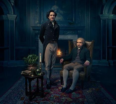 Review: Jonathan Strange and Mr Norrell Brings the Old-Time Magic - TIME | Alchemisty | Scoop.it