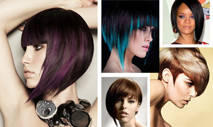 Short Hairstyle Trends 2013 - Short Haircuts 2013 - Short Hairstyles   Social Media gets Beaut-i-ful   Scoop.it