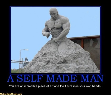 A SELF MADE MAN | World of Street & Outdoor Arts | Scoop.it