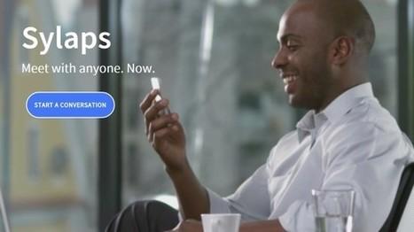 Sylaps : un outil pour converser (vidéo, audio, chat) et échanger des fichiers facilement | Domaine D5 - Travailler en réseau, communiquer et collaborer | Scoop.it