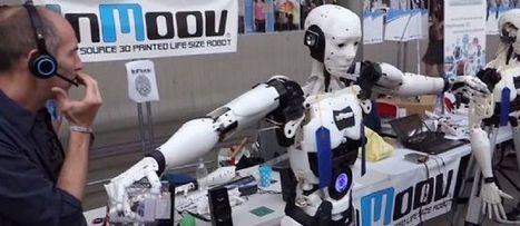 Robots : cela ne fait que commencer ! - Le Point | Une nouvelle civilisation de Robots | Scoop.it