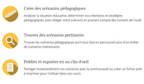 Outil d'aide à la scénarisation pédagogique | Veille générale et Pédagogique | Scoop.it