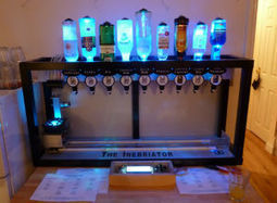 Robot Vs. Human: The Battle Of The Bartenders | Singularity Hub | The Robot Times | Scoop.it