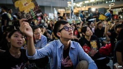 Hong Kong and China: Growing apart? | Seeing the World More Clearly | Scoop.it