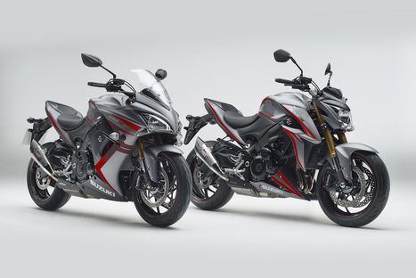 GSX-S1000 Yoshimura Special Edition Announced | Motorcycle Industry News | Scoop.it