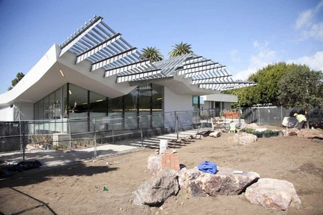 Gearing up for the library of the future - Santa Monica Daily Press | Research Capacity-Building in Africa | Scoop.it