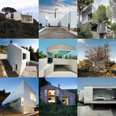 New Pinterest board: Spanish houses | architecture | Dezeen | Architecture | Scoop.it