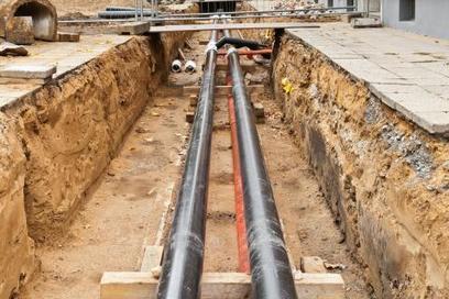 La commune peut-elle faire passer des canalisations publiques sur votre terrain ? | Immobilier | Scoop.it