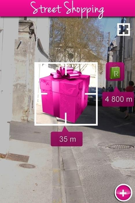La Redoute fait son « street shopping »   E-commerce, M-commerce : digital revolution   Scoop.it