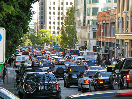 New evidence that smart growth my reduce local congestion as well... | green streets | Scoop.it