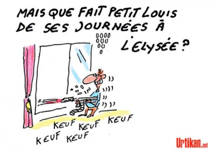 Les aventures de petit Louis | Baie d'humour | Scoop.it