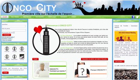 Lancement de la plateforme web Oncocity | E-Health | Scoop.it