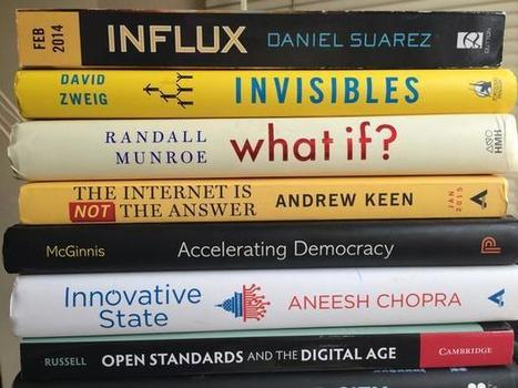 The best and worst books on tech and society I read in 2014 - TechRepublic | Peer2Politics | Scoop.it