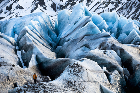 Glacial melt may hit the Oscars with the stunning, somber Chasing Ice | Science Film | Scoop.it